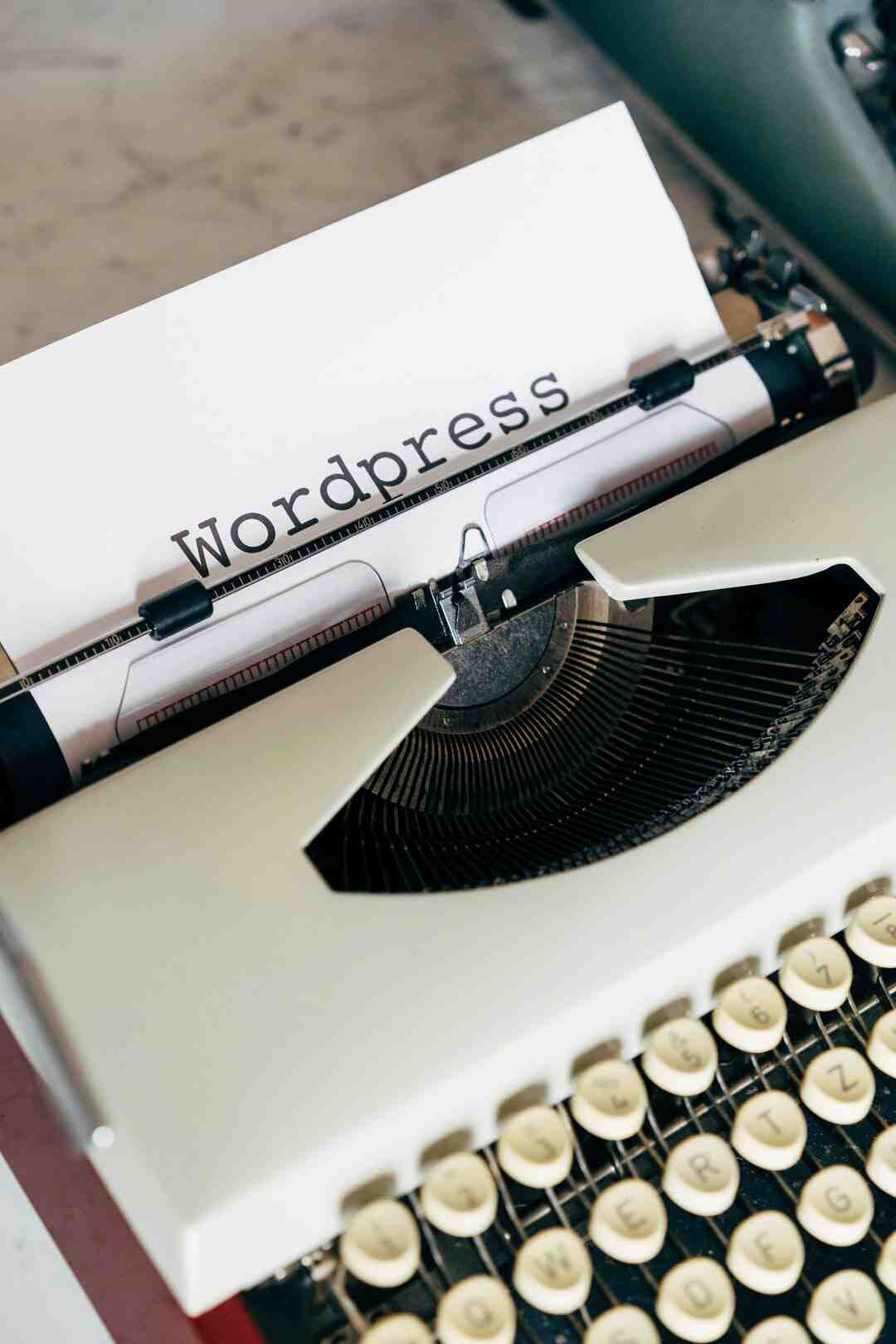 Comment créer un theme WordPress