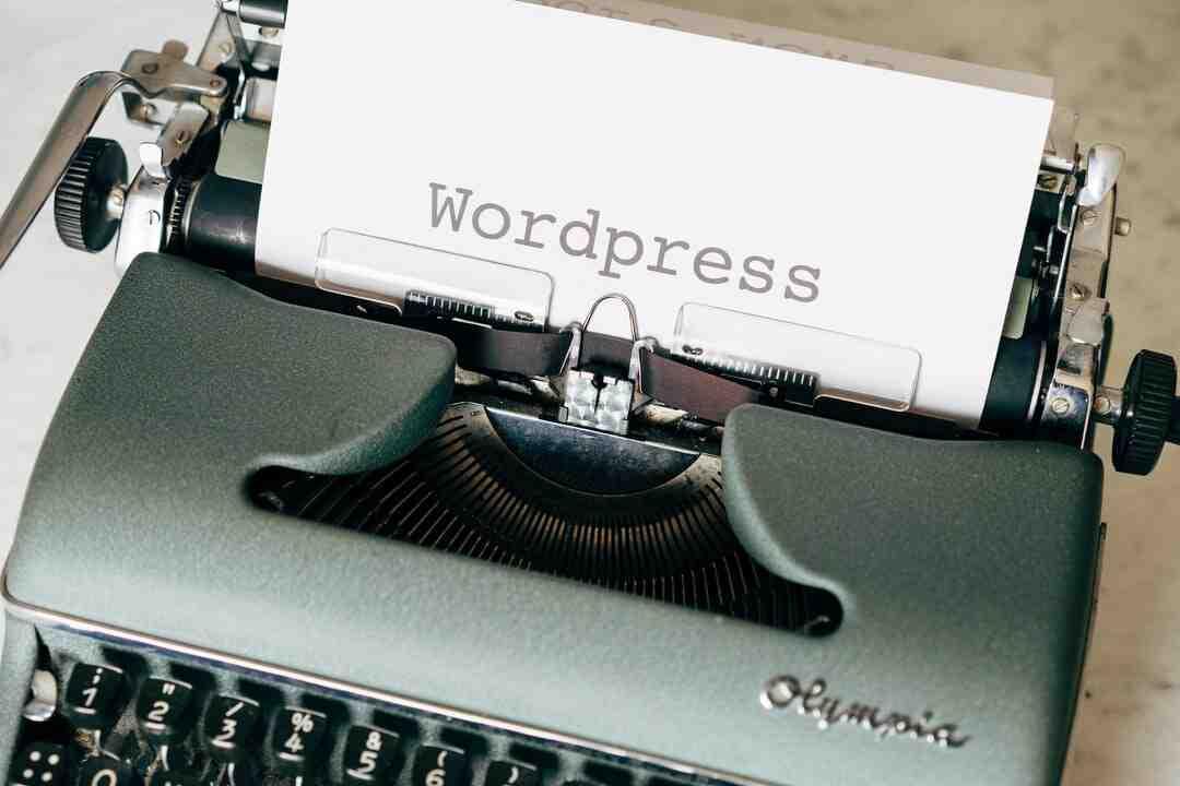 Comment maitriser wordpress