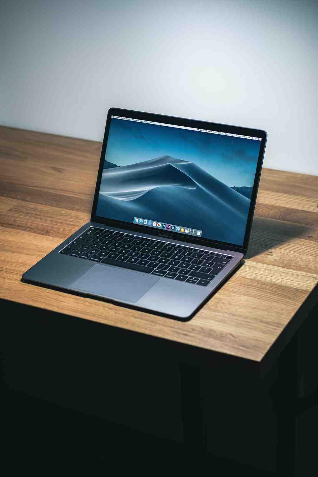Comment redemarrer macbook