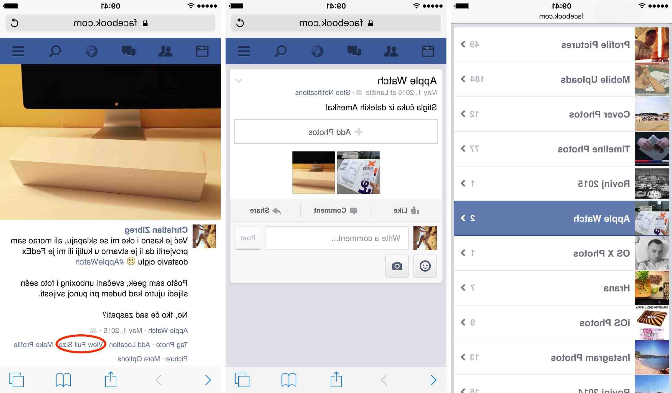 Comment enregistrer une vidéo de Facebook dans ma galerie ?