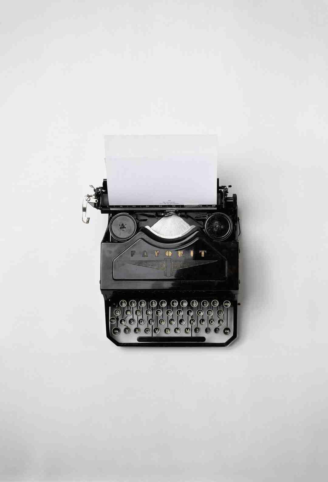 Comment faire blog wordpress