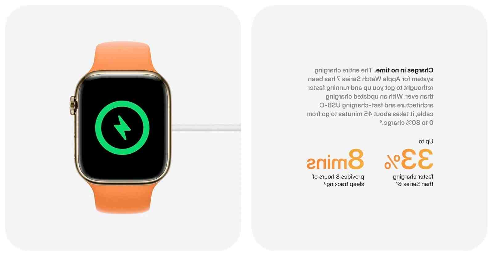 Comment recharger apple watch